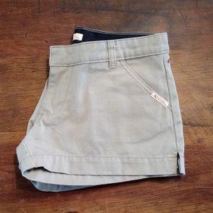 O'Neill Tan Shorts Size 0